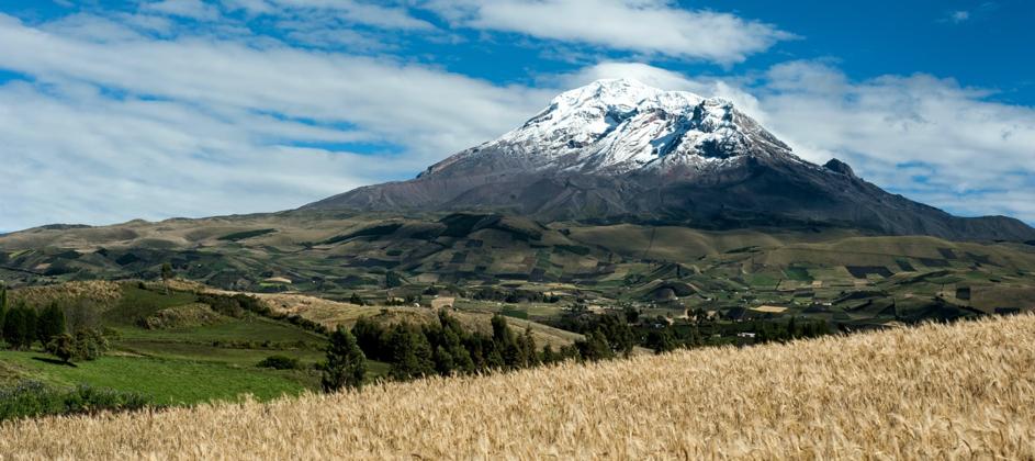 Mont Chimborazo